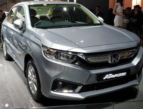 Honda Amaze Facelift कब होगी भारतीय बाजार में जानिए ...
